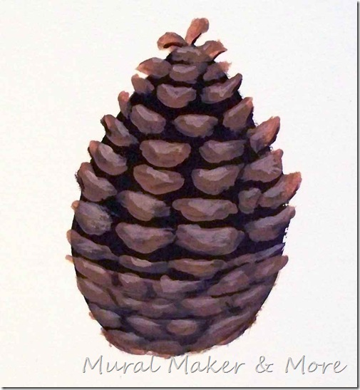 how-to-paint-pinecones-4