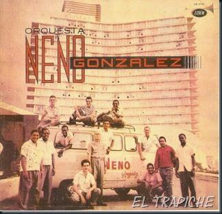 Orquesta Neno Gonzalez - EPA-6187