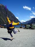 South Island - Milford Sound