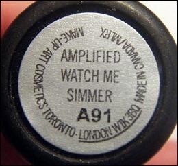 MAC Watch Me Simmer