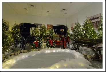 Christmas at the AACA Museum