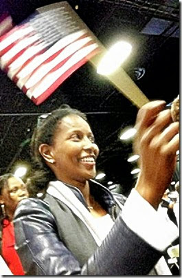 Ayaan Hirsi Ali becomes US Citizen 4-25-13