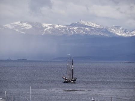 Ushuaia, Tara de Foc: Goeleta Speranta