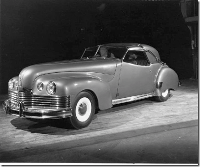 Packards brown bomber 48-52 era