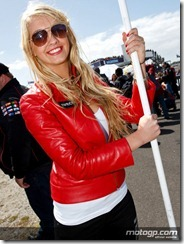 Paddock Girls Iveco Australian Grand Prix 16 October 2011 Phillip Island Australia (37)