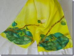 mystic silks scarf