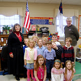 WBFJ Cici's Pizza Pledge-Hayworth Christian Academy-Mrs. Albertson's Kindergarten Class-High Point