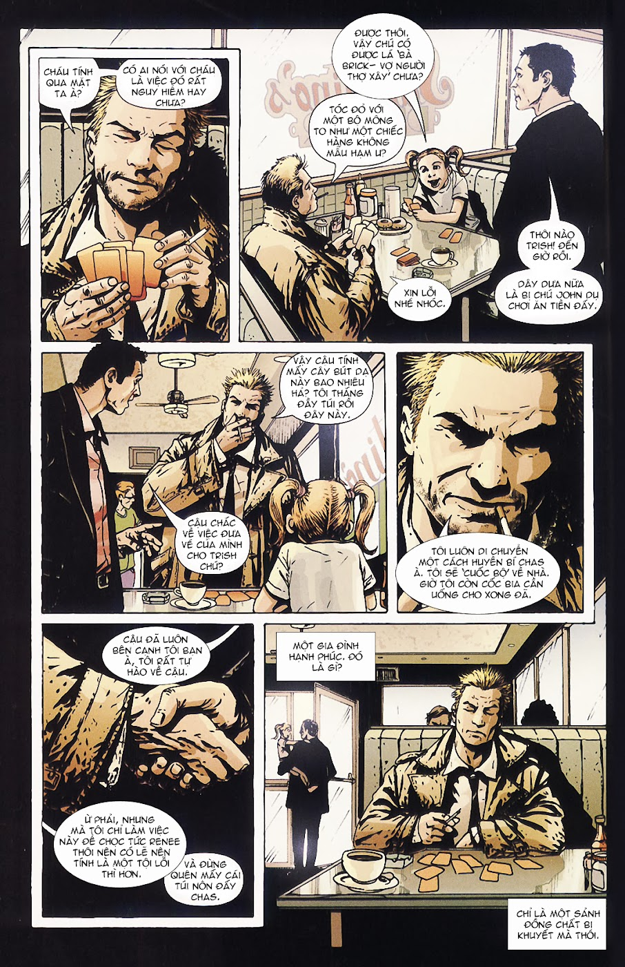 Constantine - All his engines chap 5 - Trang 25