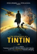 The Adventures of Tintin - The Secret of the Unicorn - poster