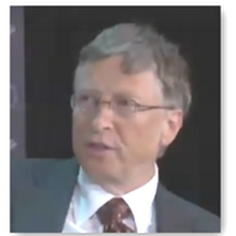 Bill Gates on Washington DC–You Don't Run a Business Like This…
