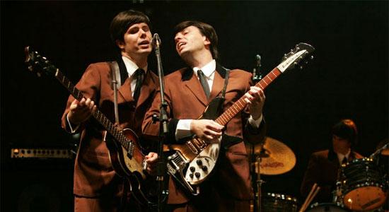 Beatles 4ever  no Teatro Liceu, em Campinas
