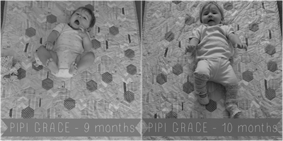 Pipi 9 10 months