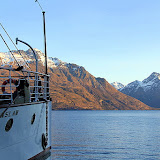 Getting Ready For A Sunset Dinner Cruise - Queenstown, New Zealand