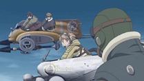 Last Exile Ginyoku no Fam - 07 - Large 18