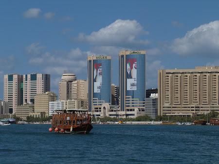 Obiective turistice Dubai: Deira, orasul vechi