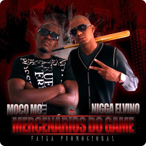 Nigga Elvino & MC Moco - Não Vejo Competição