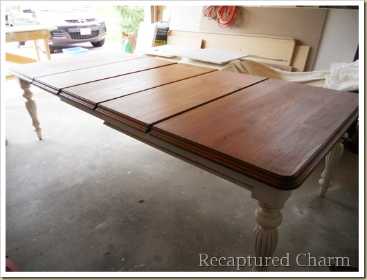 solid wood table 045a