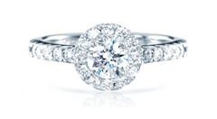 engagement ring front pictures