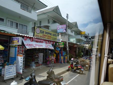 Statiunea Ao Nang din Thailanda