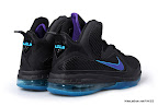 lbj9 fake colorway hornets 1 03 Fake LeBron 9