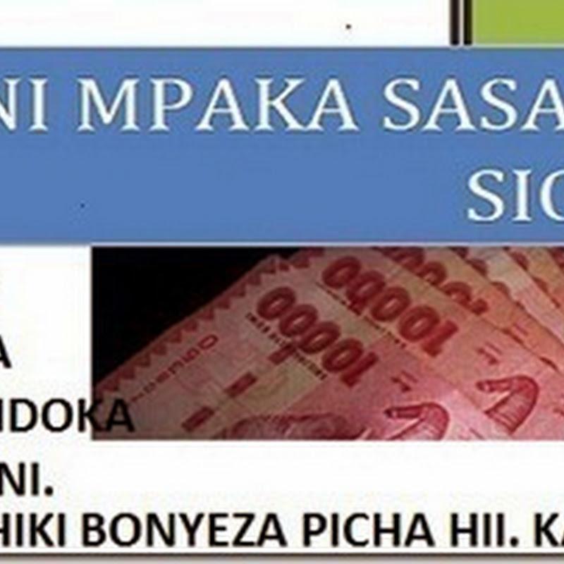Njia Sita(6) Za Kudhibiti Matumizi Yako Katika Biashara .