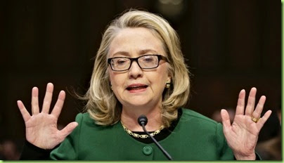 Hilary-Clinton-IT-WASNT-MEhands up don't shoot