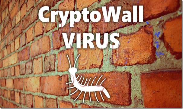CRYPTOWALL - VIRUS
