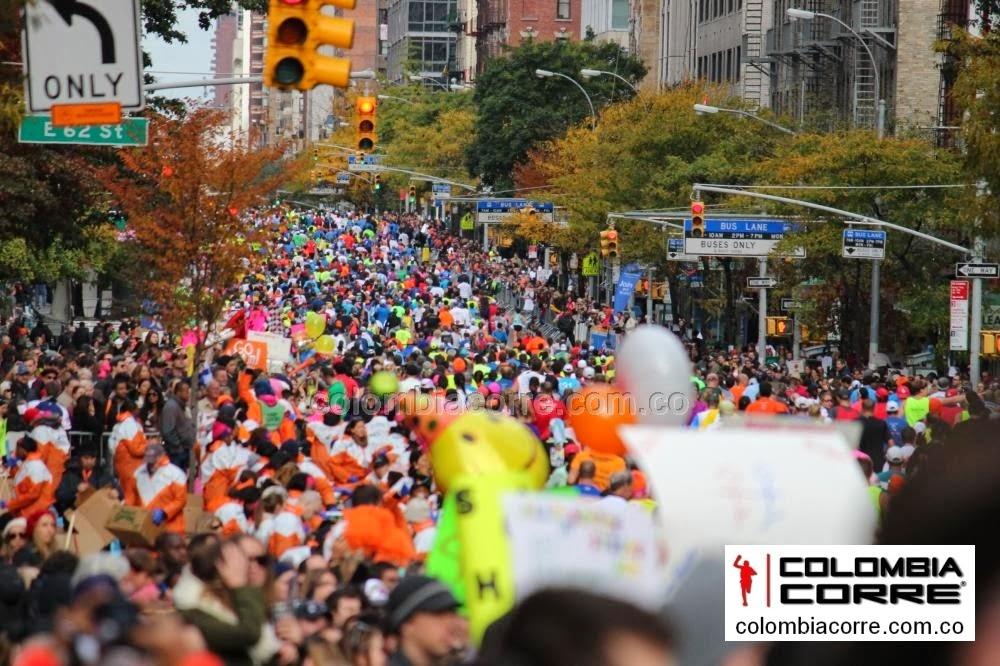 maratones más grandes del 2013