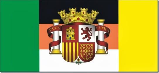 Bandera Comunidad Iberoamericana