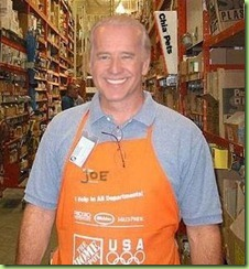 joe biden home depot