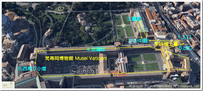 梵蒂岡博物館Musei Vaticani.fw