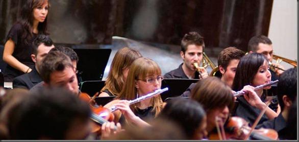 banda sinfónica del conservatorio