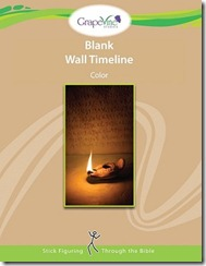 Blank Wall Timeline