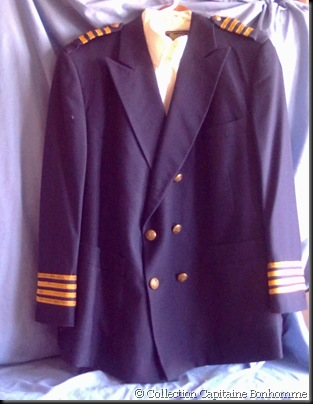 © Collection Capitaine Bonhomme. Veste bm 1