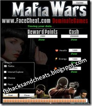 Mafia Wars Hack Tool