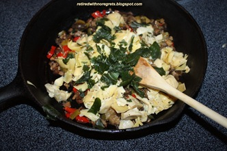 World Pasta Day Vegetable Mix Sauteing B