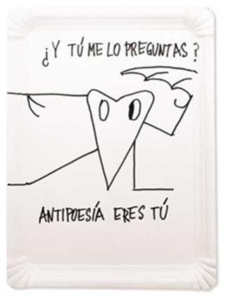 Nicolás Parra  dibujo