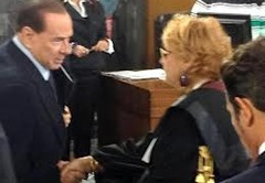 Boccassini e Berlusconi