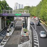 highway in tokyo in Tokyo, Tokyo, Japan
