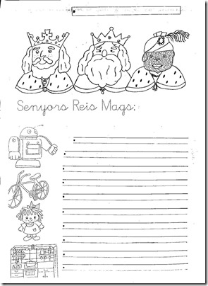 CARTA A LOS REYES  (117)