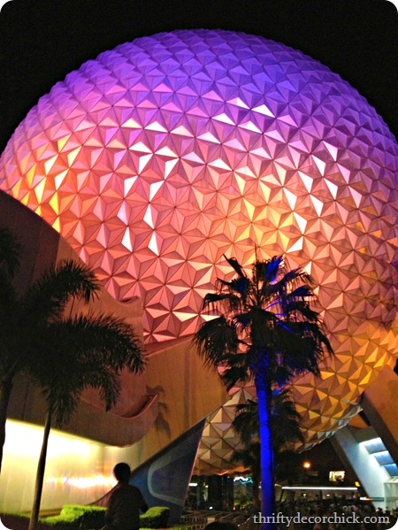 epcot at nig