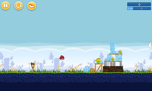 Angry Birds The Big Setup