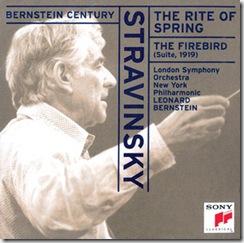 Stravinsky Consagracion Bernstein LSO
