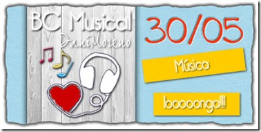 Imagem do banner Música Longa: BC Musical do Blog Moça de Família, by Dani Moreno