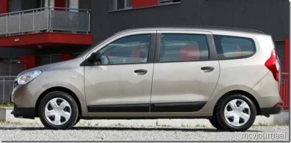 Dacia Lodgy Ambiance 1.6 MPI 85 01