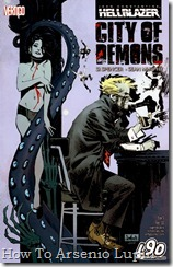 P00005 - Hellblazer - City of Demons #5