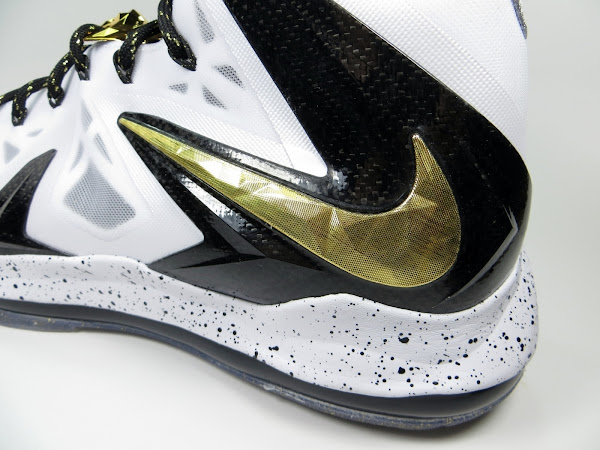 LeBron X PS Elite Home Arrives at NDC Europe on June 1st