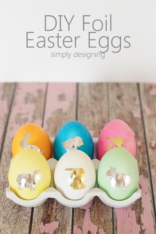 Foil-Easter-Eggs