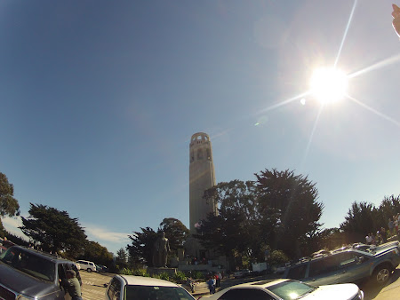 Vacanta San Francisco: Coit Tower
