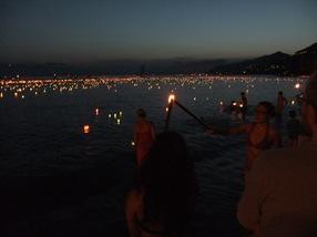Festa della Stella Maris, Camogli, Italia